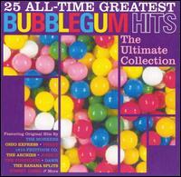 25 Alltime Bubblegum Hits - V/A - Musik - VARESE SARABANDE - 0030206613223 - June 30, 1990