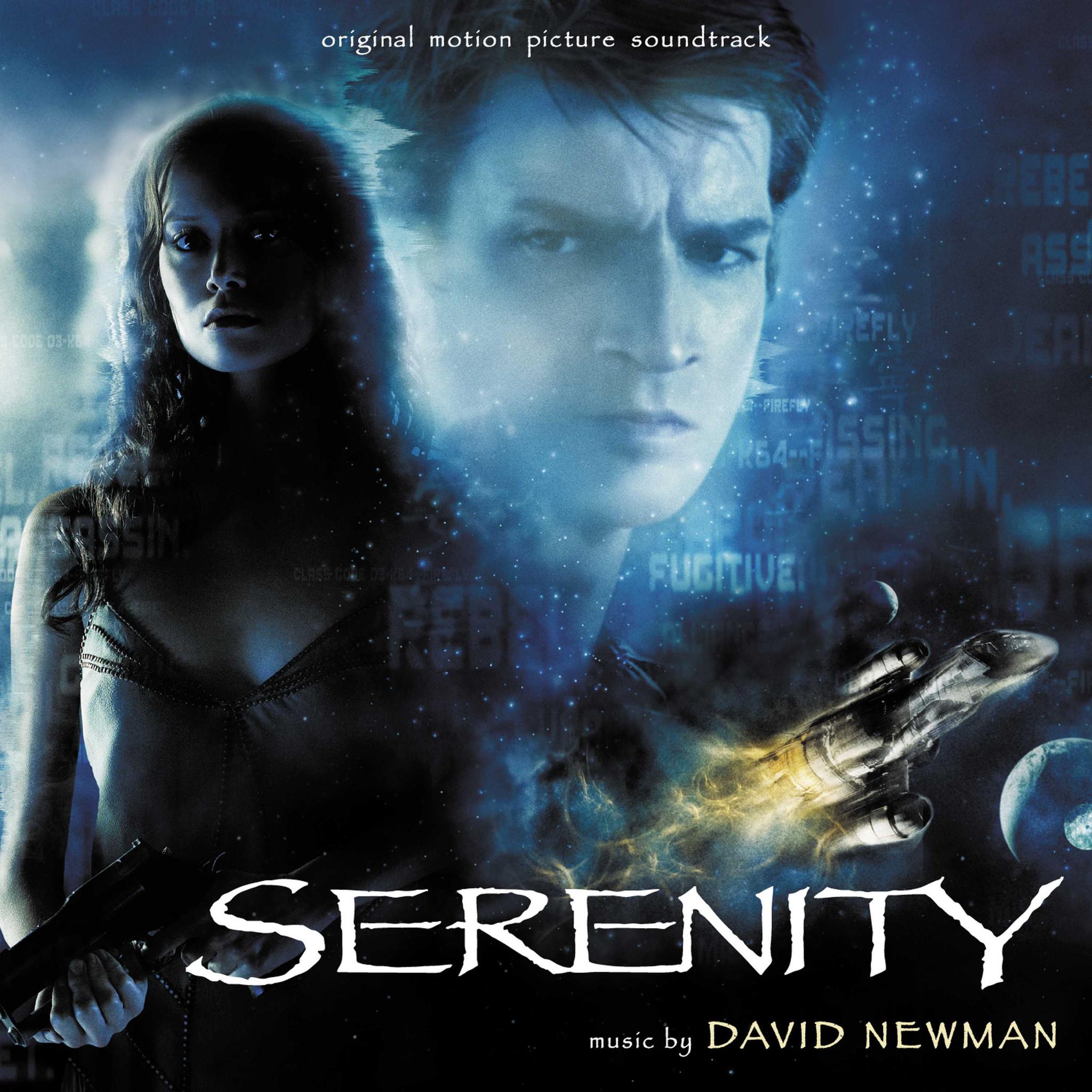 Serenity (Score) / O.s.t. - Serenity (Score) / O.s.t. - Musik - SOUNDTRACK/SCORE - 0030206668223 - September 27, 2005