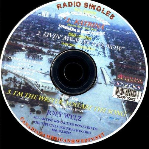 Radio Singles / Katrina - Joey Welz - Musik - Canadian American Car-200612 - 0752359000223 - November 14, 2006