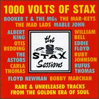 1000 Volts Of Stax - V/A - Musik - STAX - 0029667064224 - October 3, 1990
