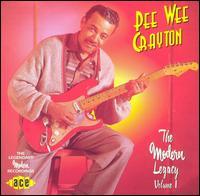 Modern Legacy Vol.1 - Pee Wee Crayton - Musik - ACE - 0029667163224 - July 4, 1996