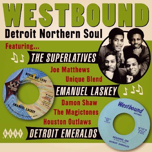 Westbound Detroit Northern Soul - V/A - Musik - KENT - 0029667233224 - January 21, 2010