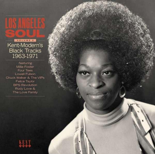 Los Angeles Soul Vol.2 - V/A - Musik - KENT SOUL - 0029667096225 - September 6, 2019