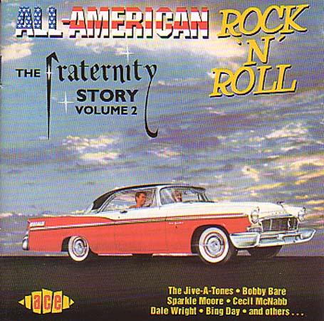 Fraternity Years 2 - V/A - Musik - ACE - 0029667182225 - November 15, 2001