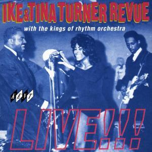 Ike & Tina Turner Revue - Turner, Ike & Tina - Musik - KENT SOUL - 0029667210225 - July 11, 2002