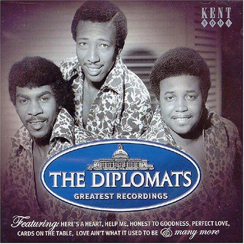 Greatest Recordings - Diplomats - Musik - KENT - 0029667223225 - June 28, 2004