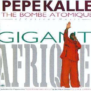 Gigantafrique! - Pepe Kalle - Musik - ACE RECORDS - 0029667306225 - July 30, 1990