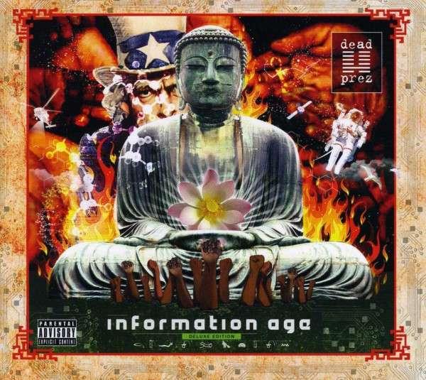 Information Age - Dead Prez - Musik - HIP HOP - 0030206242225 - January 29, 2013