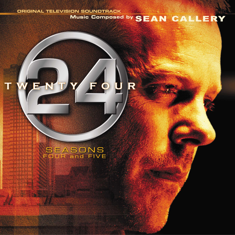 24: Seasons 4 and 5 - Callery, Sean / OST - Musik - SOUNDTRACK/SCORE - 0030206677225 - November 16, 2019