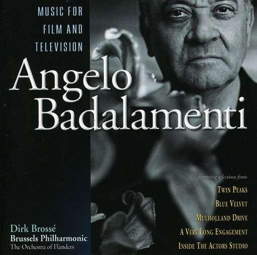 Music For Film And Television - Angelo Badalamenti - Musik - VARESE SARABANDE - 0030206705225 - October 18, 2010