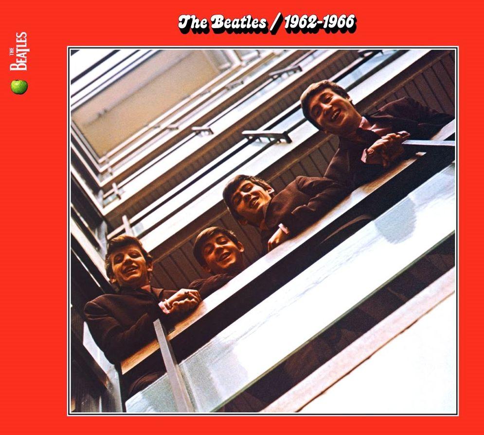 1962-1966 - The Beatles - Musik - APPLE - 5099990675225 - October 14, 2010