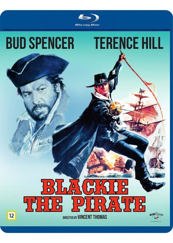 Blackie The Pirate -  - Film -  - 5709165576225 - July 9, 2020