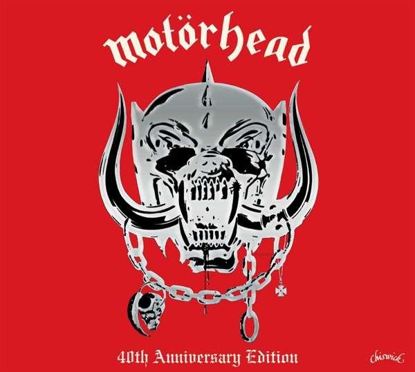 Motorhead: 40Th Anniversary Edition - Motörhead - Musik - CHISWICK - 0029667086226 - November 3, 2017