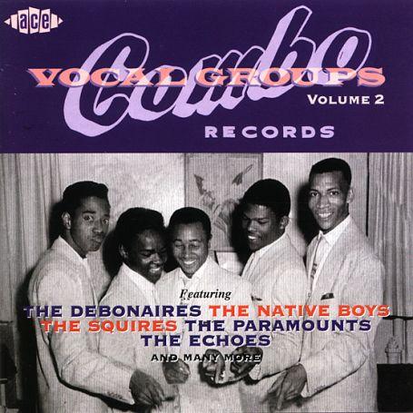 Combo Vocal Groups 2 - V/A - Musik - ACE - 0029667185226 - July 4, 2002
