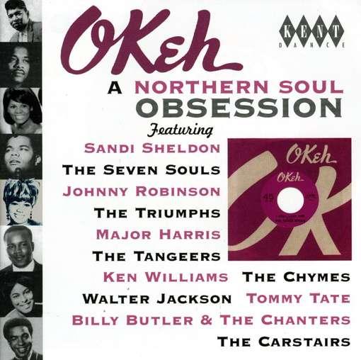 Okeh A Northern Soul Obse - V/A - Musik - KENT - 0029667213226 - February 26, 1996
