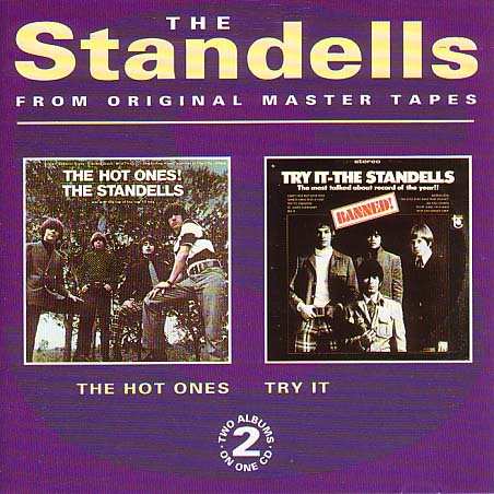 Hot Ones / Try It - Standells - Musik - CHISWICK - 0029667411226 - March 29, 1993