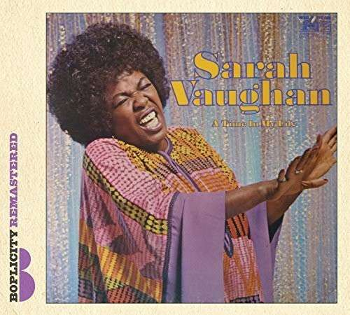 A Time In My Life - Sarah Vaughan - Musik - BOPLICITY - 0029667063227 - December 8, 2014