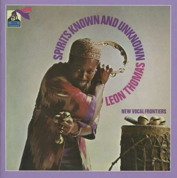 Spirits Known And Unknown - Leon Thomas - Musik - BGP - 0029667526227 - May 2, 2013