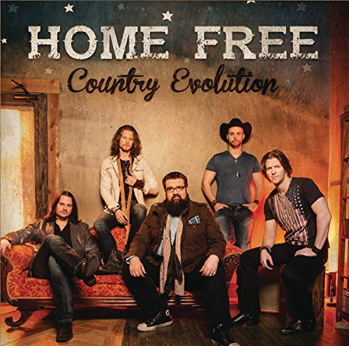 Country Evolution - Home Free - Musik - COLUMBIA - 0888751411227 - January 15, 2016