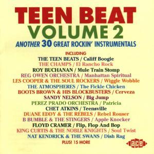 Teen Beat Vol.2 - V/A - Musik - ACE - 0029667152228 - August 30, 1994