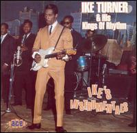 IkeS Instrumentals - Ike Turner - Musik - ACE RECORDS - 0029667178228 - November 6, 2000