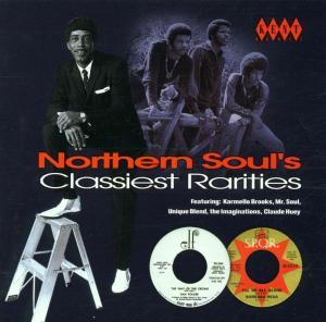 Northern SoulS Classiest Rarities - Various Artists - Musik - KENT - 0029667219228 - August 27, 2001