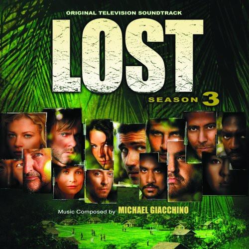 Lost: Season Three - Giacchino, Michal / OST - Musik - SOUNDTRACK - 0030206689228 - November 16, 2019