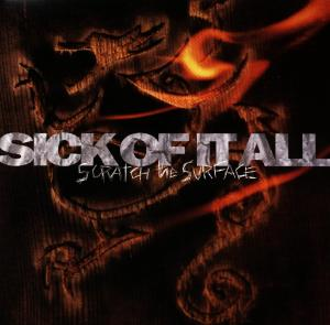 Scratch the Surface - Sick of It All - Musik - Atlantic - 0075679242228 - October 17, 1994