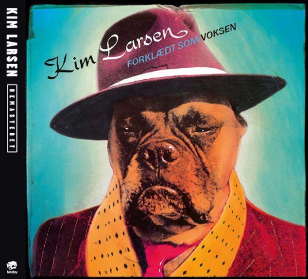 Forklædt Som Voksen - Kim Larsen - Musik - MEDLEY - 5099973518228 - December 18, 2013