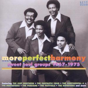 More Perfect Harmony - V/A - Musik - KENT - 0029667225229 - November 10, 2005