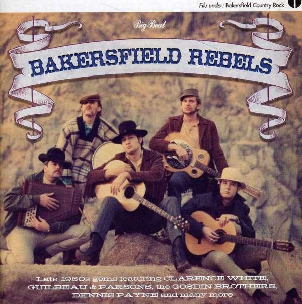 Bakersfield Rebels - V/A - Musik - BIGBEAT - 0029667423229 - June 28, 2004