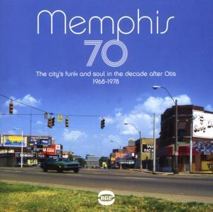 Memphis 70 - V/A - Musik - ACE - 0029667519229 - March 6, 2008