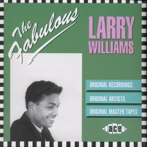 Fabulous - Larry Williams - Musik - ACE - 0029667791229 - June 30, 1987