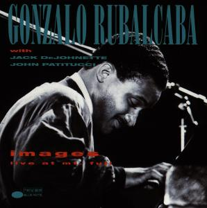 Images: Live From Mount Fuji - Gonzalo Rubalcaba - Musik - BLUE NOTE - 0077779949229 - July 28, 1992
