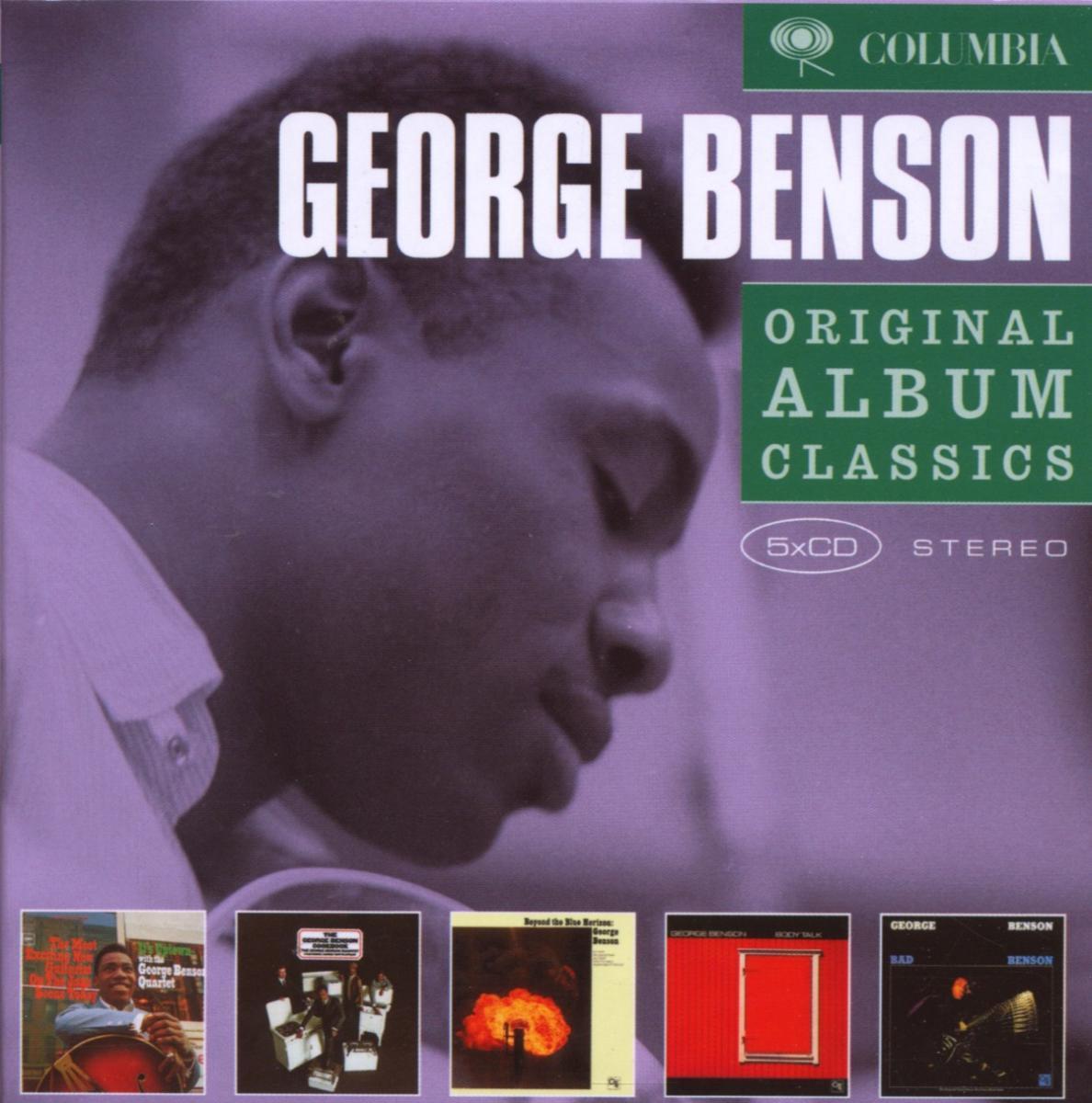 Original Album Classics - George Benson - Musik - COLUMBIA - 0886971455229 - December 17, 2008