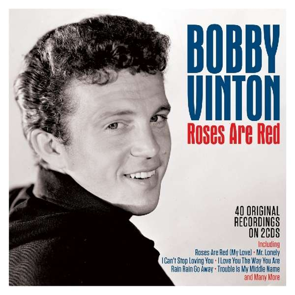 Roses Are Red - Bobby Vinton - Musik - ONE DAY MUSIC - 5060255183229 - November 16, 2017