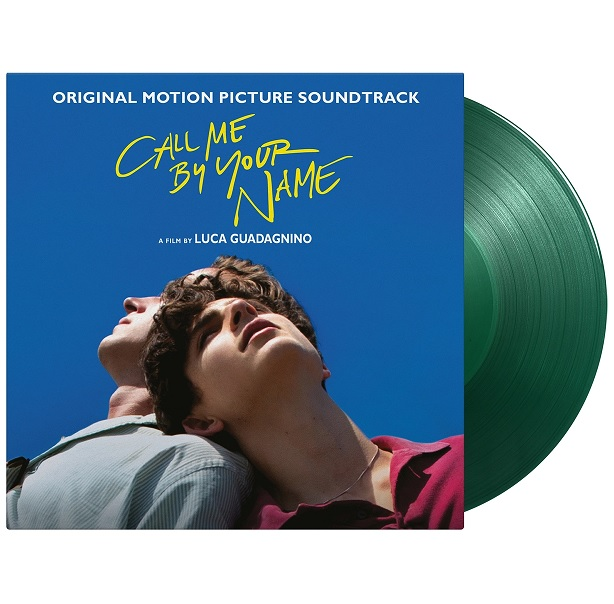 Call Me By Your Name - Original Soundtrack (Countryside Green Vinyl) - Various Artists - Musik - MUSIC ON VINYL AT THE MOVIES - 8719262019232 - 23 juli 2021