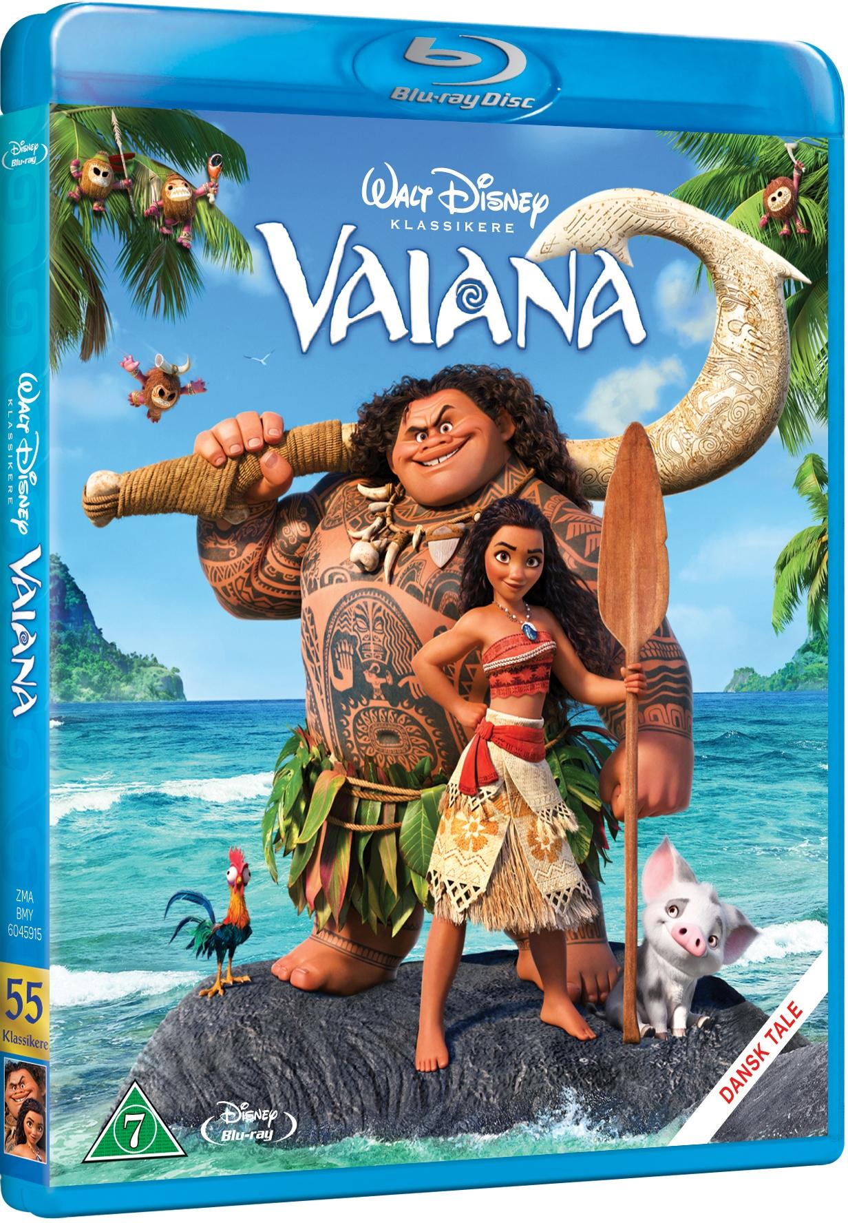 Vaiana -  - Film -  - 8717418496234 - June 15, 2017