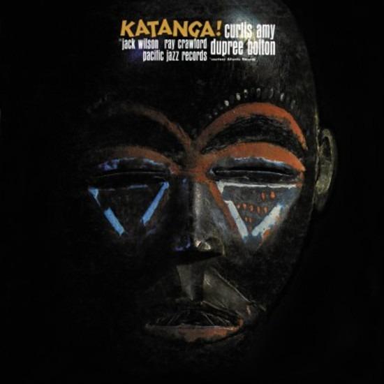 Katanga! - Curtis Amy & Dupree Bolton - Musik - BLUE NOTE - 0602435149240 - June 4, 2021