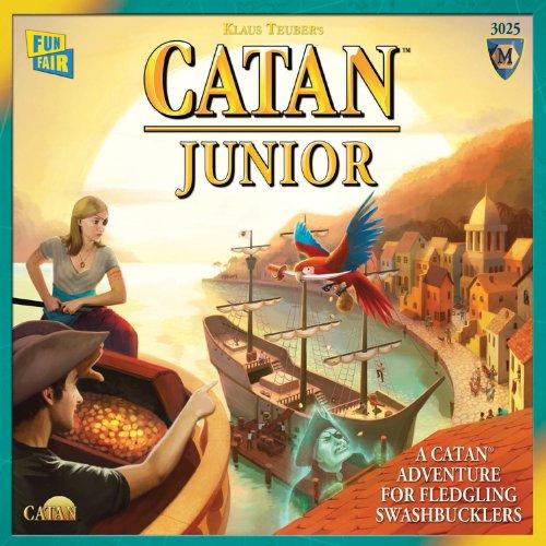Catan Junior Board Game -  - Merchandise - ASMODEE - 0029877030255 - September 10, 2020