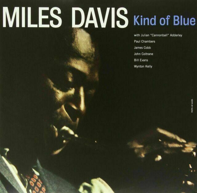 Kind Of Blue - Miles Davis - Musik - DOL - 0889397557256 - February 9, 2015