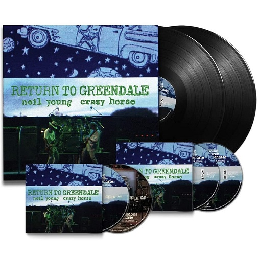 Return to Greendale (Box Set) - Neil Young - Musik - REPRISE - 0093624893257 - November 6, 2020