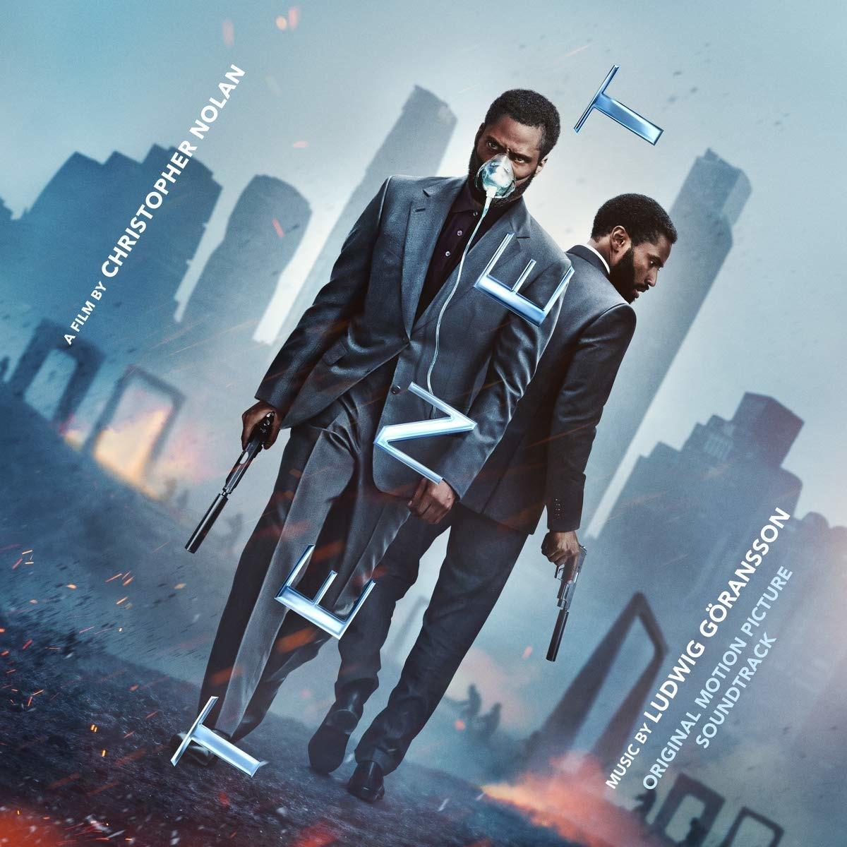 Tenet (Original Motion Picture Soundtrack) - Ludwig Göransson - Musik - Watertower Music - 0794043204258 - November 27, 2020