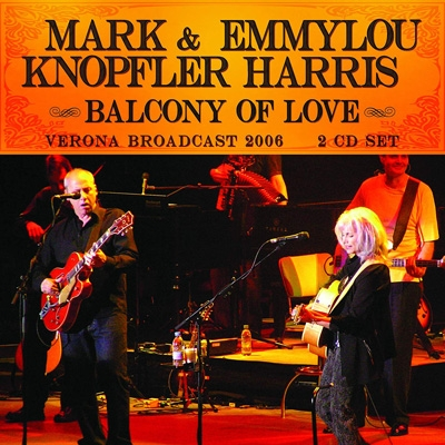Balcony of Love - Mark Knopfler & Emmylou Harris - Musik - POP/ROCK - 0823564032269 - March 6, 2020