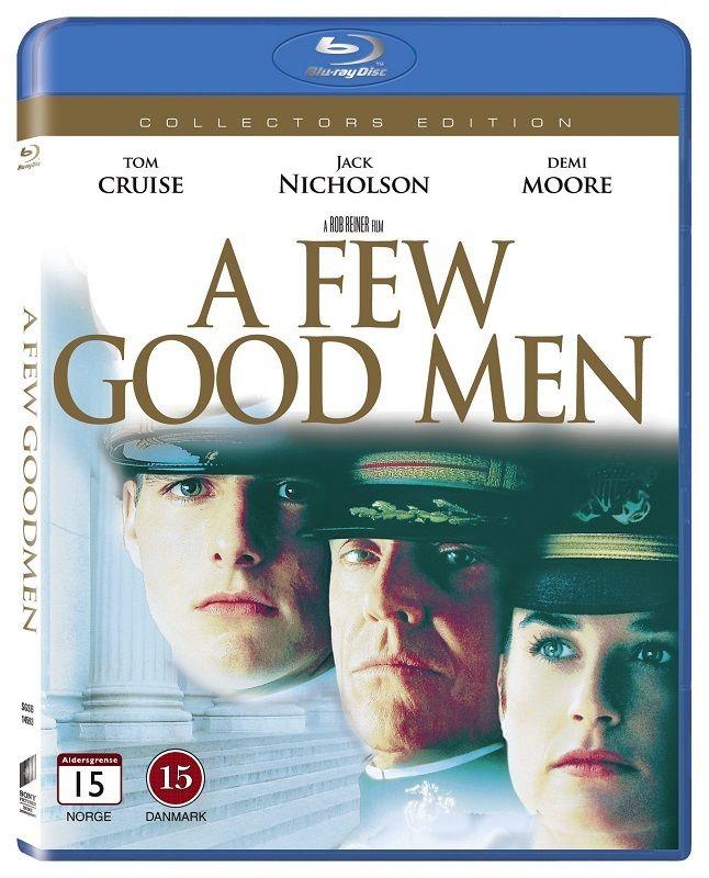 A Few Good Men - Rob Reiner - Film -  - 5051162290278 - December 6, 2011