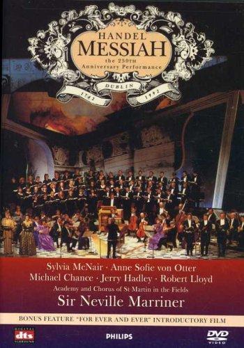 Messiah - G.F. Handel - Film - PHILIPS - 0044007043295 - September 30, 2004
