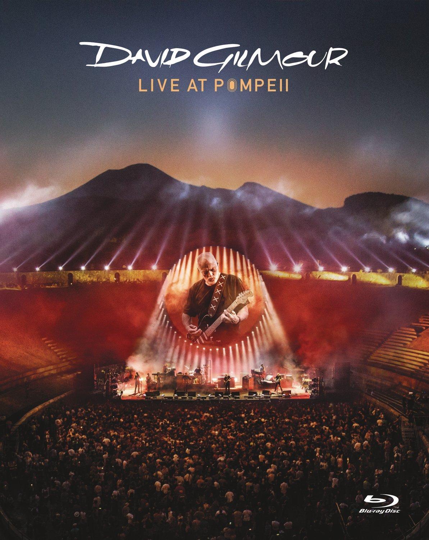 Live At Pompeii - David Gilmour - Film - COLUMBIA - 0889854674298 - September 29, 2017