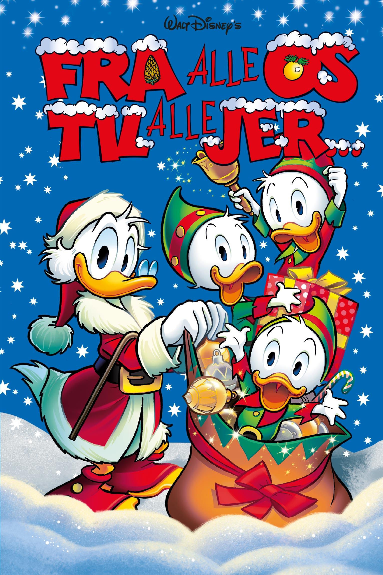 Disneys Juleklassikere 28 - Disney - Bøger - Story House Egmont - 9788793840300 - October 18, 2021