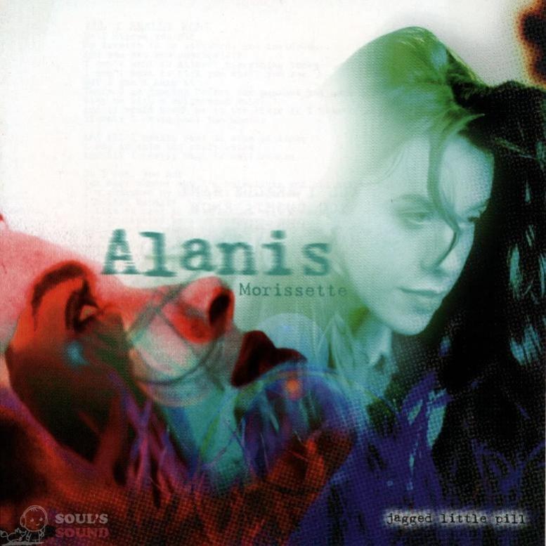 Jagged Little Pill (Coloured Vinyl) - Alanis Morissette - Musik - RHINO - 0081227879303 - July 23, 2021