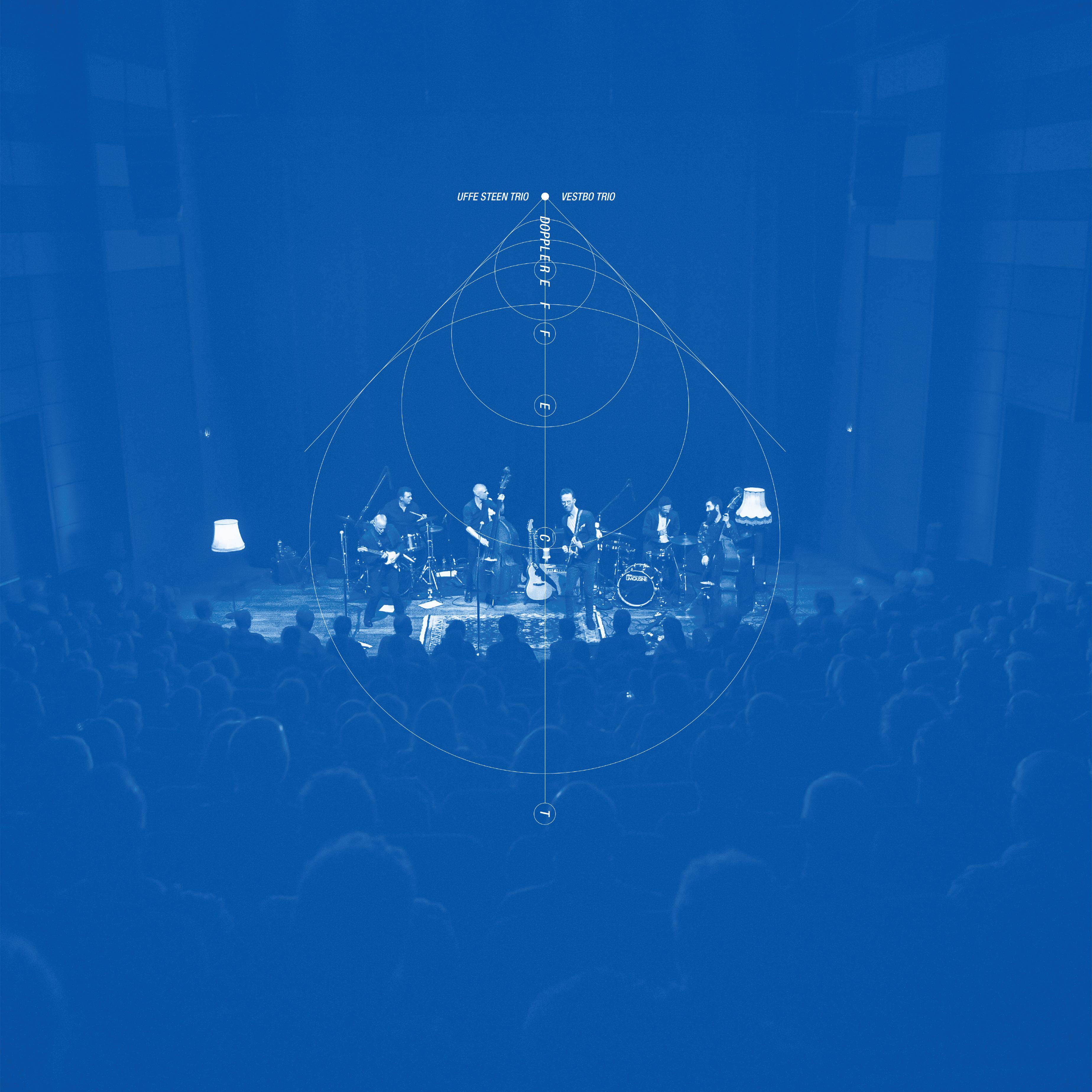 Doppler Effect - Uffe Steen Trio & Vestbo Trio - Musik -  - 5707471054307 - March 23, 2018